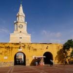 Часовая башня Картахена